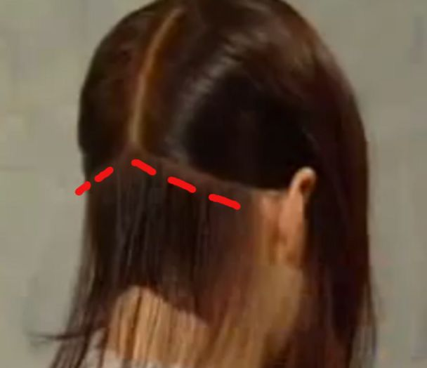 how to cut a bob haircut pictures of curtis haircut back view 1525