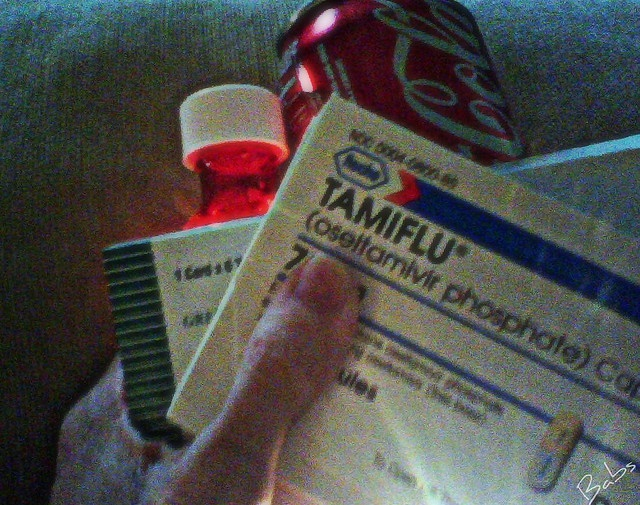 Tamilu - $31, SuperDuper cough syrup - $5, Zpack - $10 WITH good insurance  (Coca-Cola $0.50, but priceless!)    ******    But what about people with no health insurance? or inadequate health insurance? My son and I both have Blue Cross health insurance.  Lots of good information
