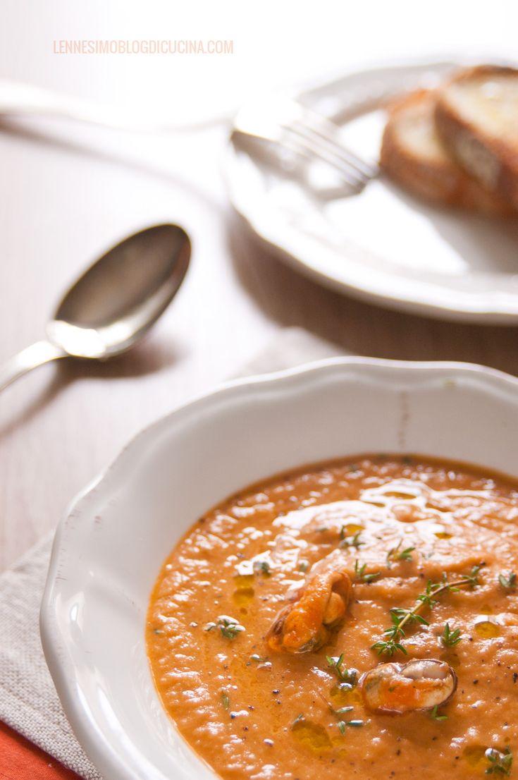 Una zuppa di pesce in stile francese per tenermi stretta i ricordi della mia estate Provençale.