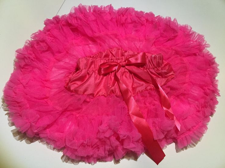 Pink Pettiskirt!  Comes in many size!