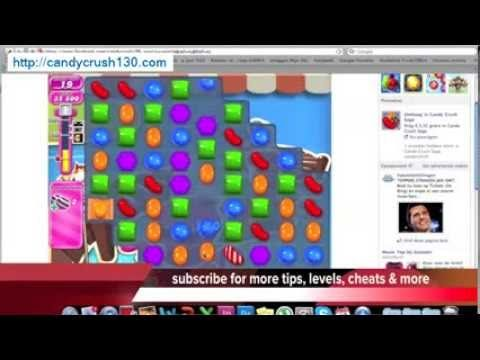 Candy Crush 130| Level 130 Candy Crush| Candy Crush Level 130 - YouTube