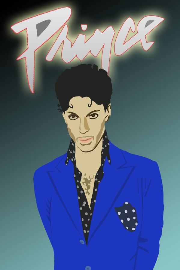 Prince vector artwork by rnt616