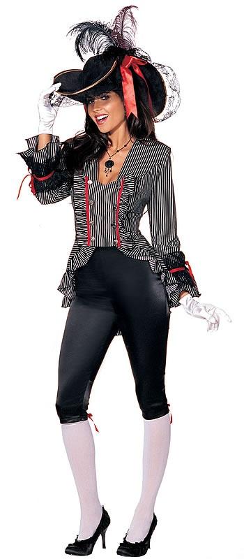 French Revolution Womens Pirate Costume