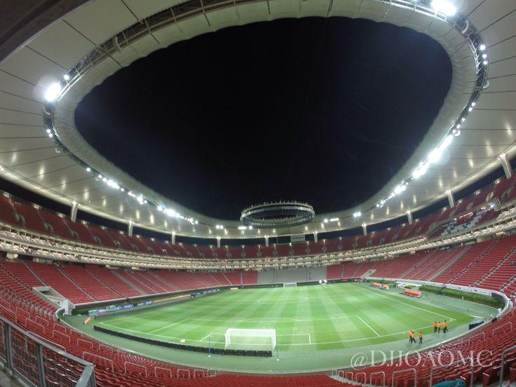 Estadio Omnilife, Guadalajara Casa de Las Chivas Rayadas