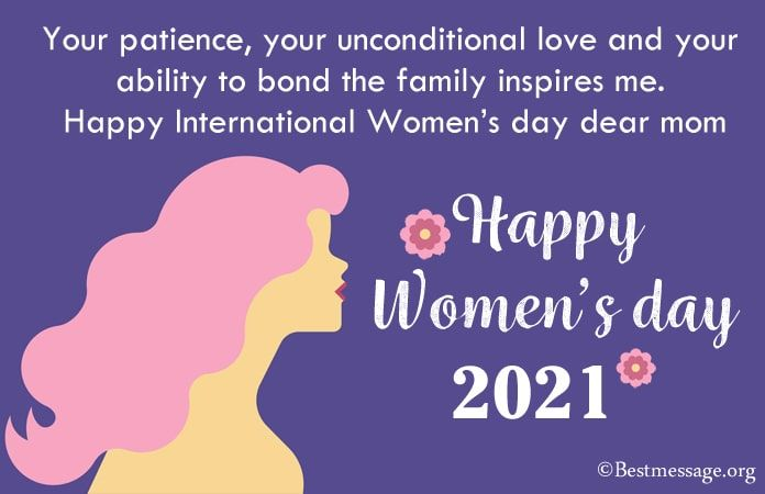Women S Day Messages 2021 Best Women S Day Wishes In 2021 Happy Womens Day Quotes International Women S Day Wishes Womens Day Quotes