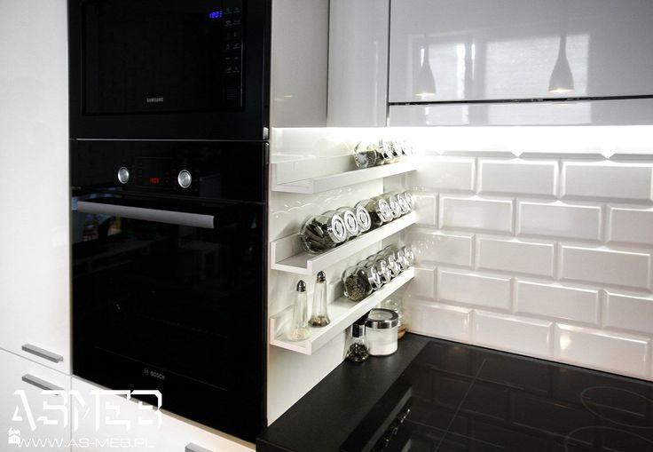 Kuchnia styl Skandynawski - zdjęcie od AS-MEB producent kuchni i mebli