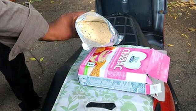 Worms were found in a Nestle Cerelac baby food packet in Coimbatore, according to a report by Tamil magazine Vikatan.  S Sriram, an IT professional, bought a