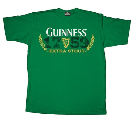 perfect Guinness shirt for St. Patty's:  T-Shirt