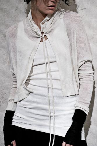 sheer jacket - mandula