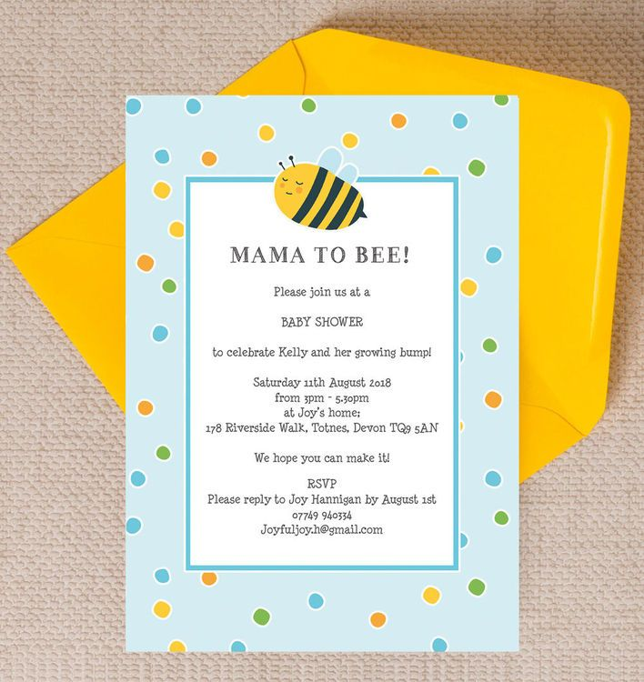 9 best Bumble Bee Themed Children\'s Party Stationery images by Hip ...