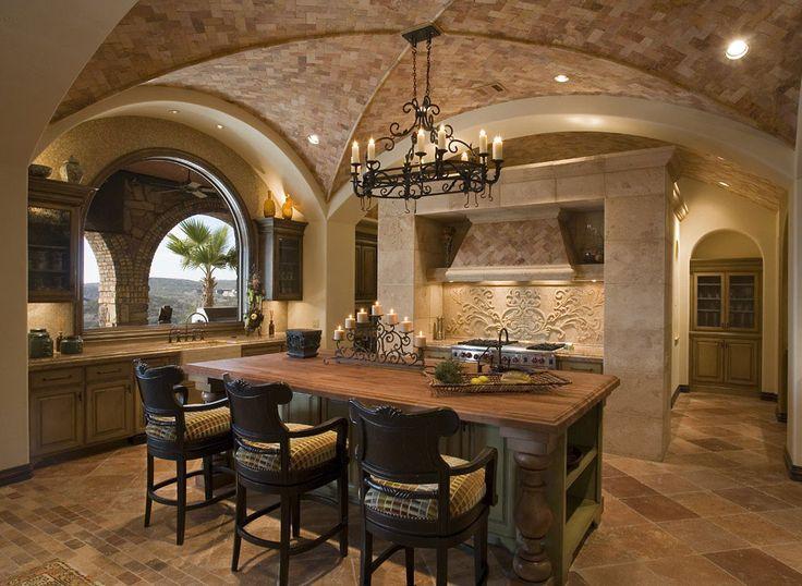Jauregui Architects, Interiors & Construction: the ceiling is amazing!