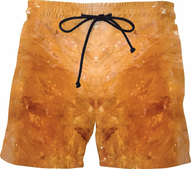 Citrine Swim Shorts