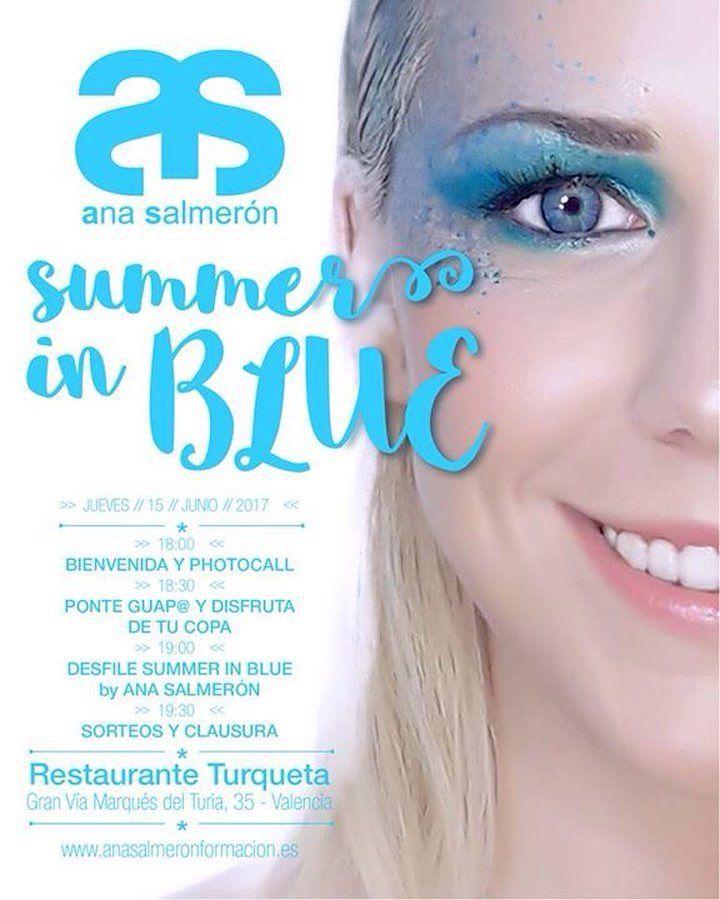 A casi 24h de  #Summerinblue queremos daros LAS GRACIAS por la acogida y el cariño que nos habéis transmitido con el evento... HEMOS COMPLETADO Y SUPERADO EL AFORO!!! Simplemente GRACIAS Nos vemos mañana a las 18h en @gruposaona (restaurante Turqueta) Muy importante recordar que el DRESS CODE es una prenda o complemento AZUL... HASTA MAÑANA!!!! #somosAS #eventazo #muchasgracias