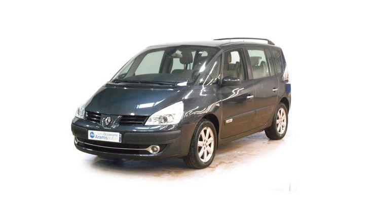 #Renault Espace IV Monospace - 5 portes - Diesel - 2.0 dCi 150 - Boîte manuelle - Finition Initiale 6pl+Toit ouvrant panoramique #Automobile #Voiture #Cars