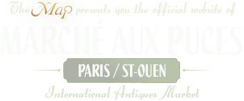Marché aux Puces de Saint-Ouen - The MarketsMarche Malassis for smalls-jewelry, beaded trim, watches, postcards
