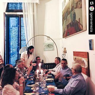 #gustavenpa @GruppoVenpa3 @Gnammo: E' pronto! Il noleggio è servito! - tappa di Venezia