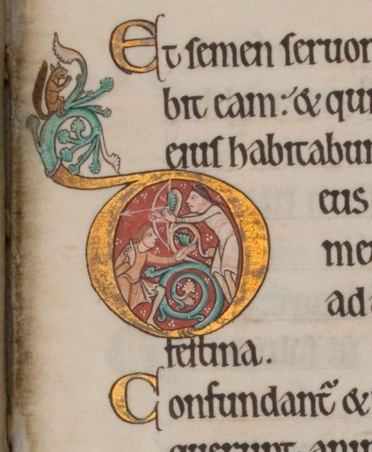 The Hunterian Psalter, William Hunter, c. 1170
