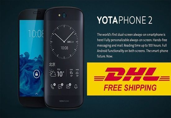 SaveMoneyOnline's Yotaphone2-4G,Dual Display,1080PFront Display,Dual Band Wi-Fi  Key Features...  Yotaphone2 4G Dual Display  A genuinely one of a kind cell phone that emerges from the group with its two full-touch shows Customize the back EPD ...