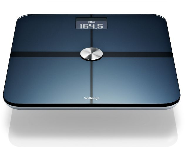 Bathroom of the Future: Body Scale -- For those looking to closely monitor their overall health, this smart scale measures personal fitness metrics (weight, body mass index, fat percentage) and presents them on an easy-to-read display. The companion Web account helps users to track progress and the Wi-Fi connection makes it simple to send data to your doctor (or friends, if that doesn't sound terrifying). It is also compatible with a host of apps like Lose It! and fitness gadgets like Fitbit