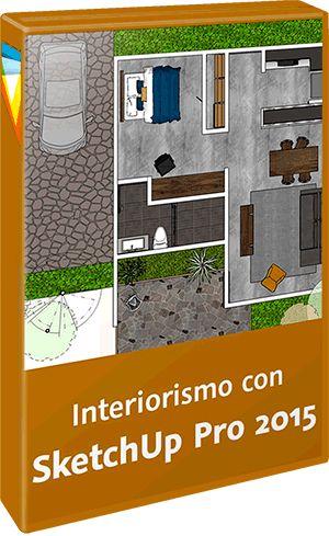 Curso Interiorismo con SketchUp Pro 2015