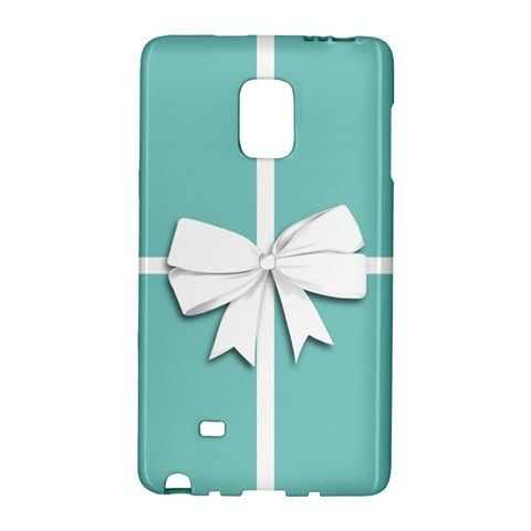 Tiffany Box Bow Samsung Galaxy Note EDGE Case Wrap Around