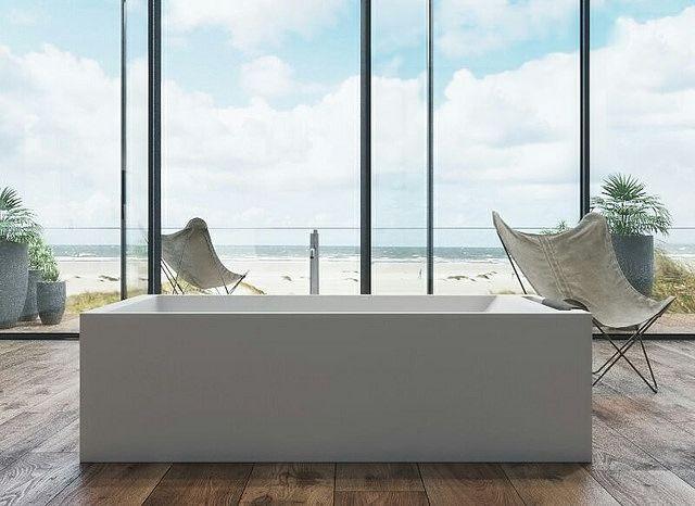 Copenhagen Bath - Christianssand bathtub design by Mikal Harrsen