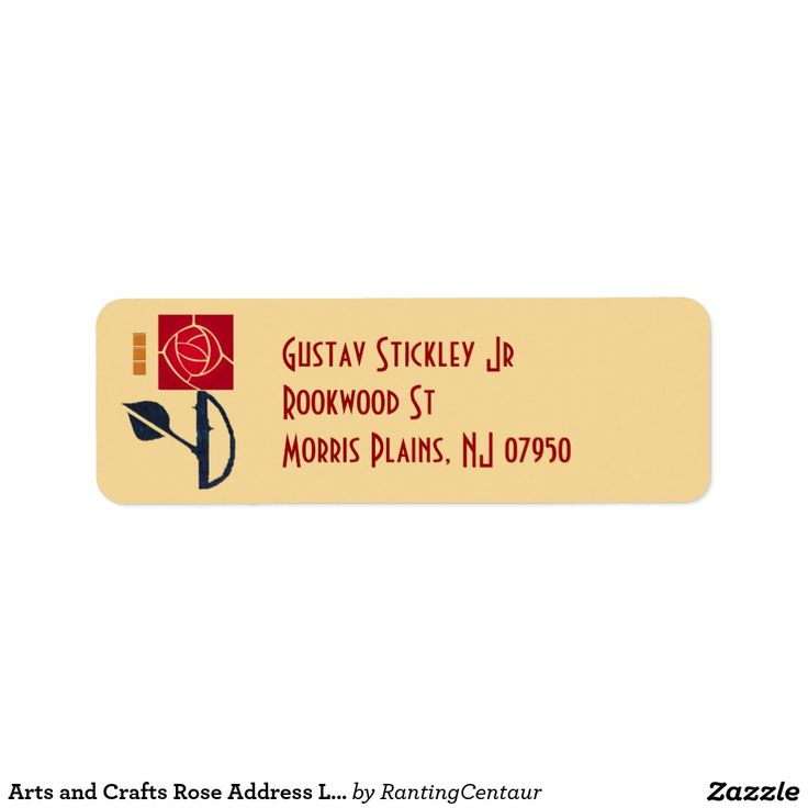Best Address Label Templates Images On   Tag