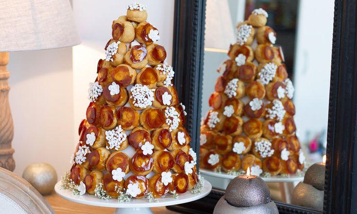 Recette Wedding Cake Morgane
