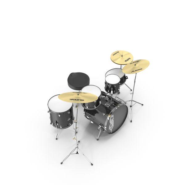 Drum Kit Png Images Psds For Download Pixelsquid S105814065 Drum Kits Png Drums