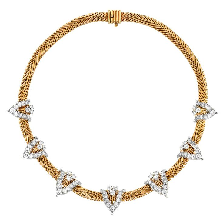 Herringbone Platinum: 17 Best Images About Fine Jewelry: Van Cleef & Arpels On