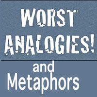 Funny analogies high school essays | Term paper Example