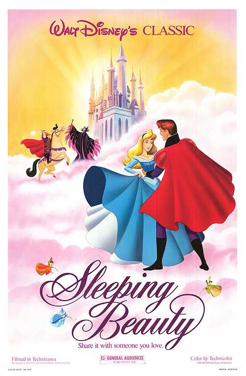 Sleeping Beauty - The main characters are crap, but the supporting characters are really good and the animation is amazing. (6/10)