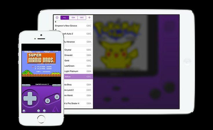 GBA4iOS, l'émulateur GameBoy pour iPhone et iPad - Les Blogueuses Du Web - #lbdw
