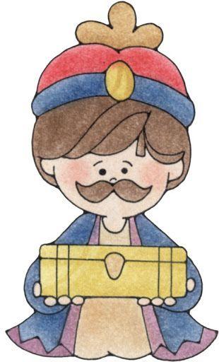 Belén infantil recortable con las figuras del portal Un nuevo recurso educativo infantil de Navidad para realizar con los niños e...