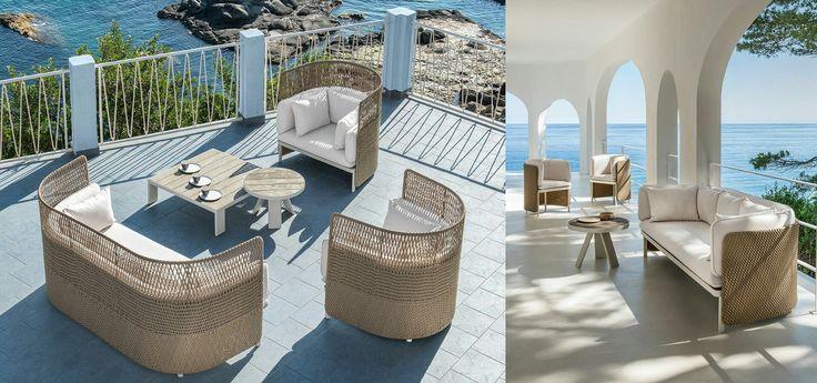 #catarinagdesigns #Ethimo #jardins #mobiliário #outdoor #furniture https://www.catarinagdesigns.com/2017/01/24/ethimo-apresenta-a-nova-colecção-esedra-com-design-by-luca-nichetto/