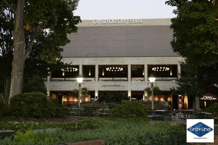 Grand Ole Opry - Grand Legends Tour - http://graylinetn.com/grand-legends/