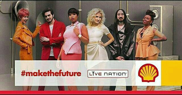 💋💞💗@Regrann from @yemialade -  JOIN  @yemialade  @iamjhud @PixieLott ,  @SteveAoki ,  @TanWeiWei &  @LuanStanana for #Shell's #MakeTheFuture. Tune in to http://facebook.com/shell on Sept. 28th to watch the global music video premiere and live performances 🔥 #YemiAlade #MamaAfrica #ITSEFFYZZIEBABY @effyzziemusicgroup #Regrann  -  https://www.instagram.com/p/BK6kffHjx9a/  Regrann App - Repost without leaving Instagram - Download Here : http://regrann.com/download
