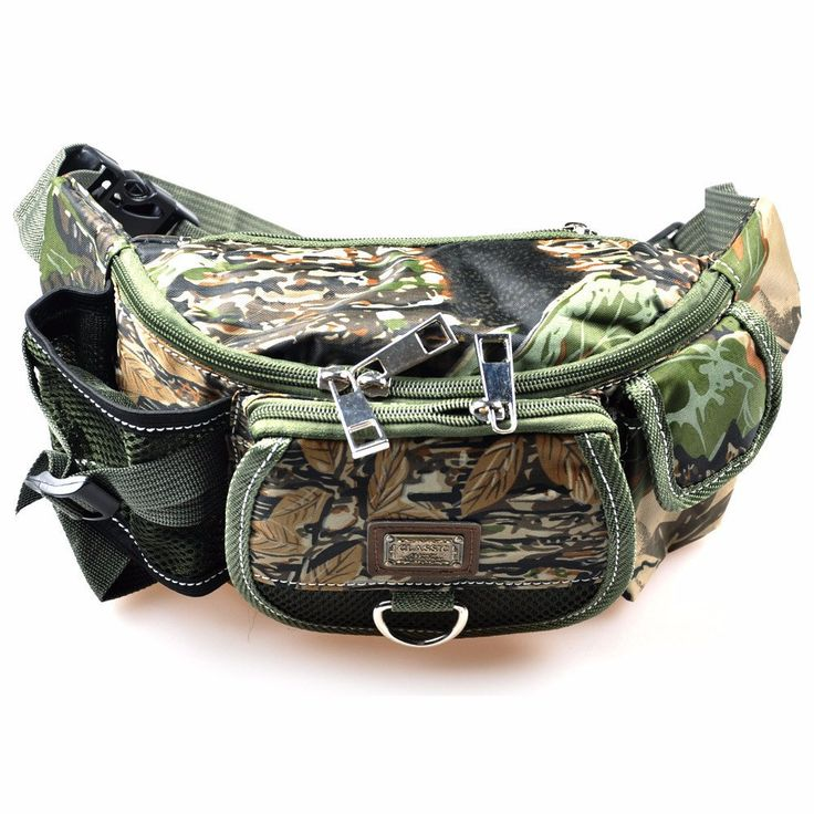 1000 ideas about fishing tackle bags on pinterest for Fishing waist pack