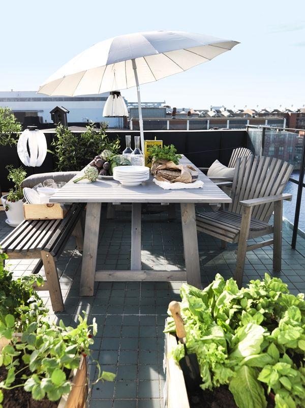 Living outside - IKEA summer 2015 - PhotoRepro: Lars Retoucher: Johan Flodin