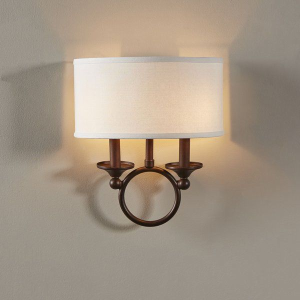 You Ll Love The Jennisa 2 Light Wall Sconce At Birch Lane With Great Deals On All Products And Free Shipping On Most Stuff Wall Sconces Sconces Wall Lights