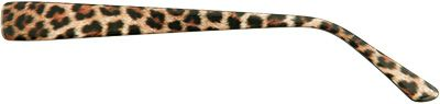 Leopardbügel Brille Change me