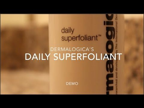 Ashley J captivates with renewed and rejuvenated skin using the #Dermalogica Daily Superfoliant, she received this product as part of the Preen.Me VIP program. Watch her skin care routine for more.