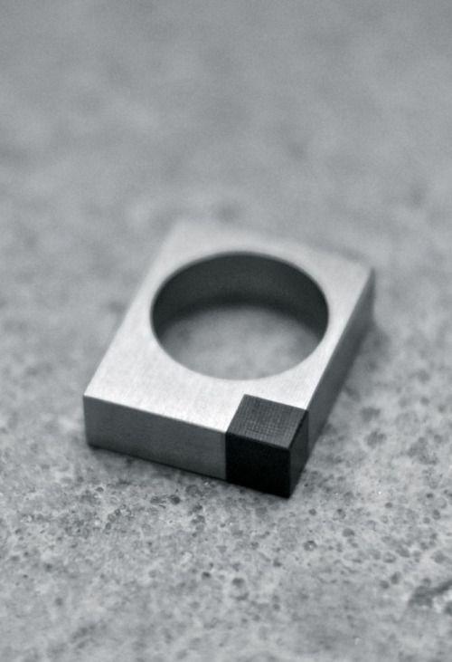 Simple square ring.