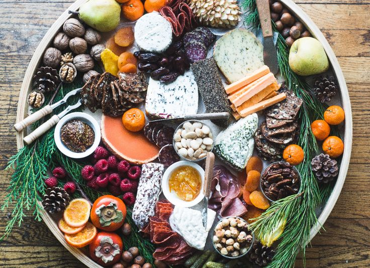 How to Make an Epic Winter Cheese Board – Recipes