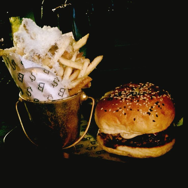 BO$$MAN BURGER, one of the best burger resto in bali