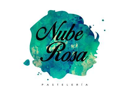 "Check out new work on my @Behance portfolio: ""Logo Nube Rosa"" http://on.be.net/1MsLIRx"