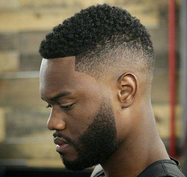 Les 25 meilleures id es de la cat gorie coupe afro homme - Barbe homme noir ...