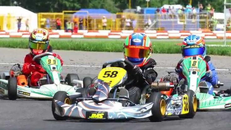 Race 02 - Romanian Karting Championship - 19-20 June 2014 -  Bacau #matiacuruia #matia58