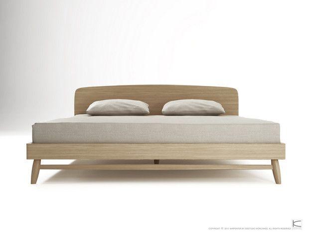 TWIST QUEEN BED