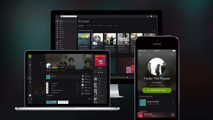 Rediseño de Spotify se enfoca en la música que quieresescuchar